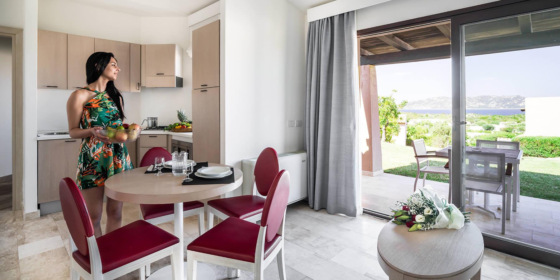 Trilocale Standard Grande Baia Resort & Spa