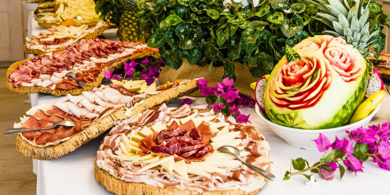 Restaurant Il Maestrale Grande Baia Resort & Spa
