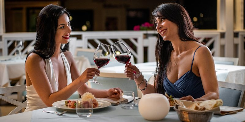 Restaurant Il Libeccio Grande Baia Resort & Spa