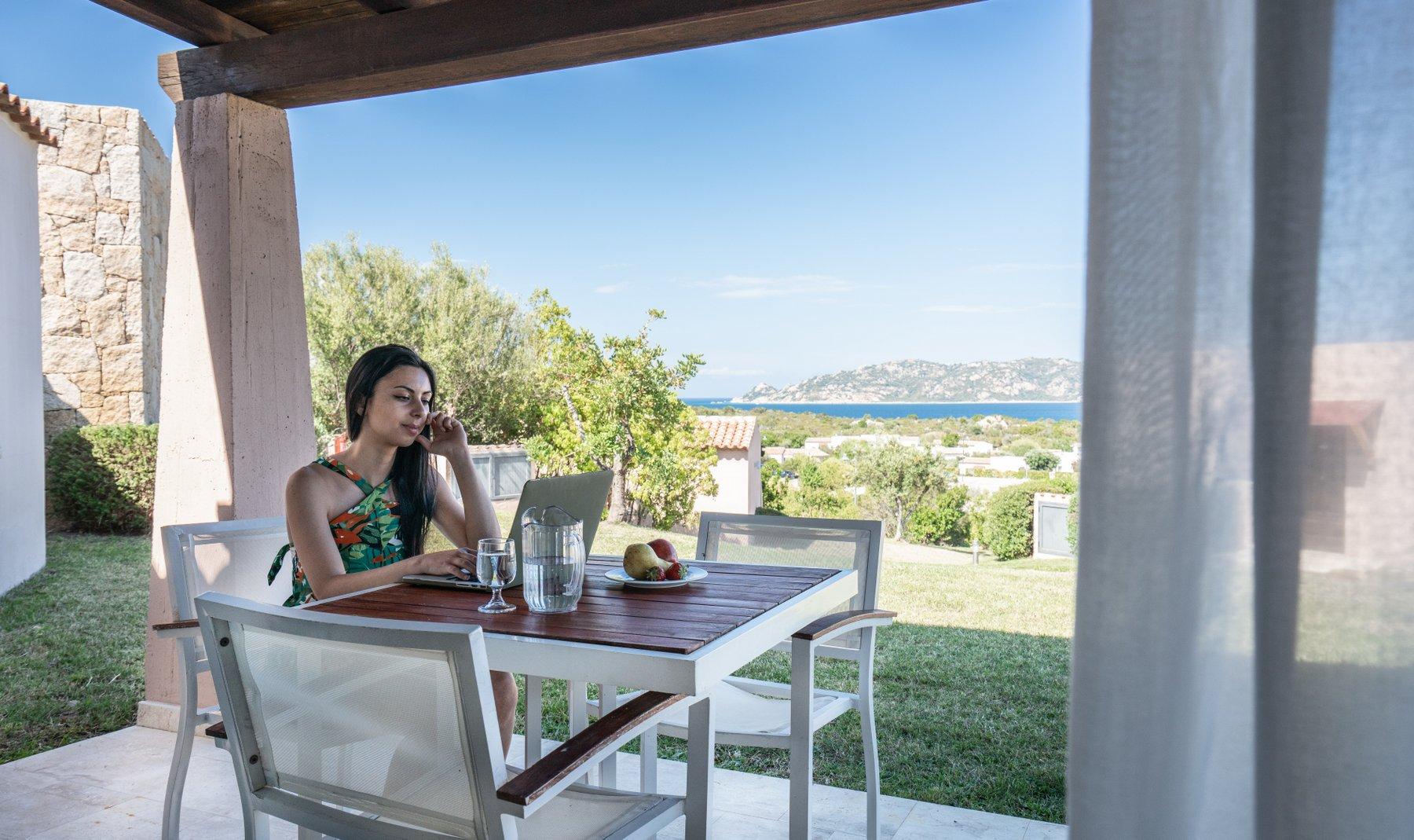 Trilocale Vista Mare Grande Baia Resort & Spa